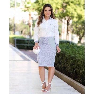 Moda Evangelica e Executiva | Conjunto Isabela