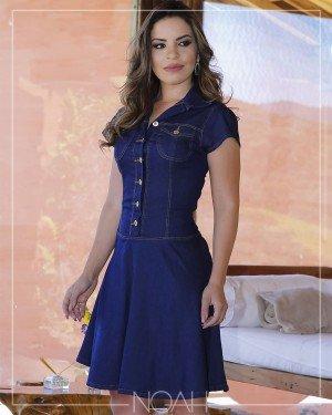Moda Evangelica e Executiva | Vestido Adriana