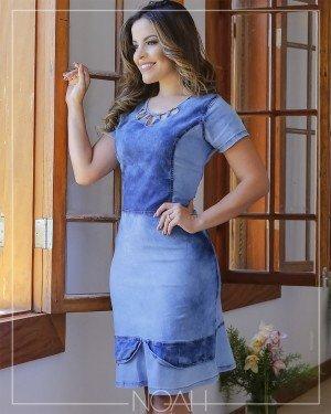 Moda Evangelica e Executiva | Vestido Camila