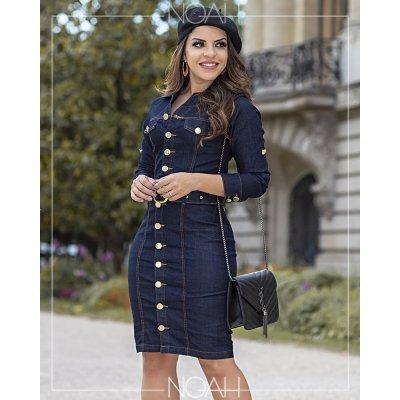 Moda Evangelica e Executiva | Vestido Esmeralda