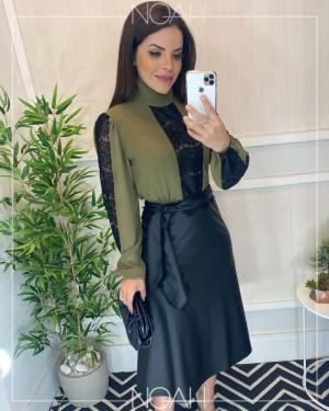Ana Cintia | Moda Evangelica e Executiva