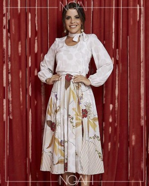 Ana Sandrina | Moda Evangelica e Executiva